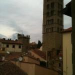 AREZZO - CENTRO STORICO: Vista panoramica